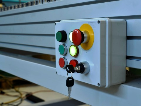 pantografo CNC-fresa