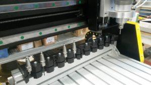 Cambio utensile automatico ATC GP protoCNC