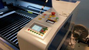 macchina taglio e incisione laser GP protoCNC