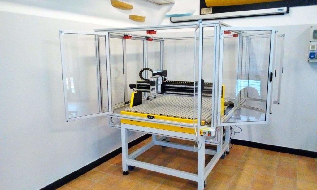 pantografo CNC GP protoCNC modello GP010-1000 XL